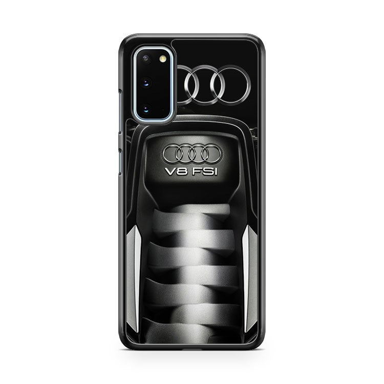 Audi S5 V8 Fsi Engine Samsung Galaxy S20 Phone Case