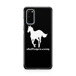 Deftones White Pony Samsung Galaxy S20 Phone Case