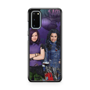 Descendants Mal Evie Disney Samsung Galaxy S20 Phone Case