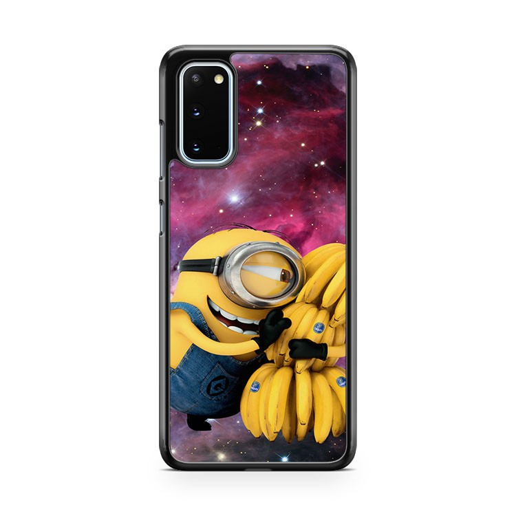 Despicable Me Minion Galaxy Samsung Galaxy S20 Phone Case