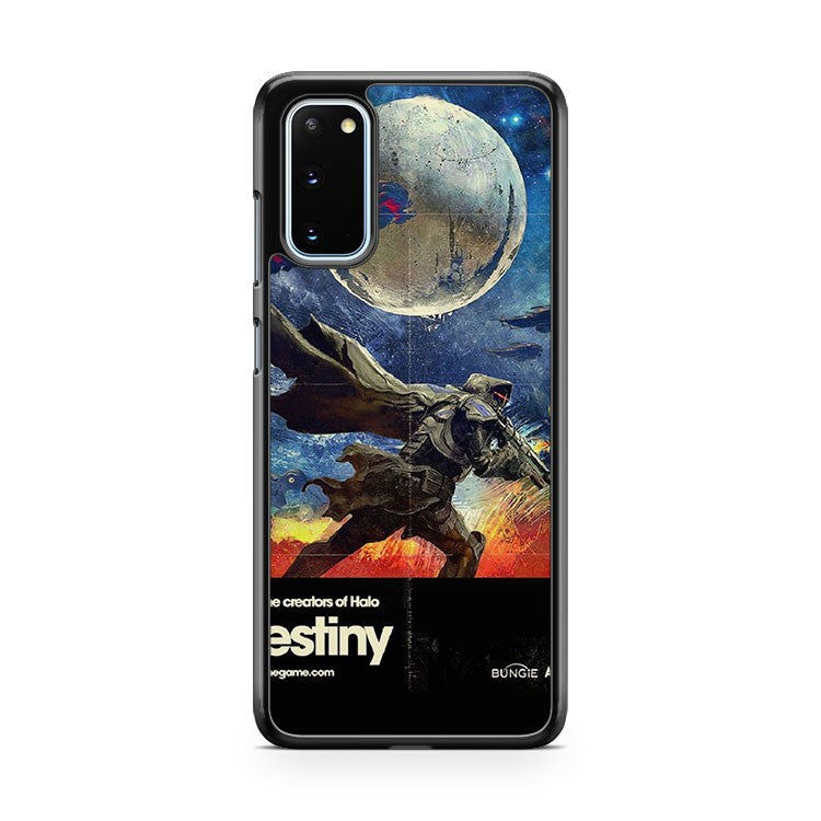 Destiny Poster Samsung Galaxy S20 Phone Case