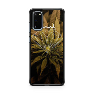 Diamond Supply Co Weed Samsung Galaxy S20 Phone Case
