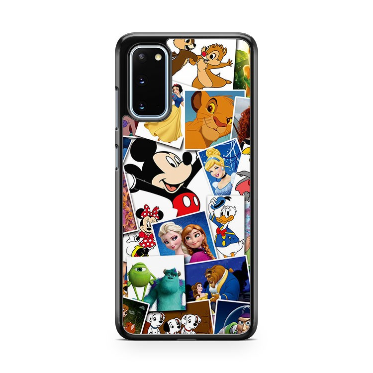 Disney's Best Samsung Galaxy S20 Phone Case