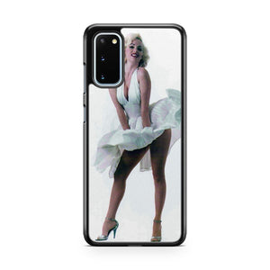 Marilyn Monroe 3 Samsung Galaxy S20 Phone Case