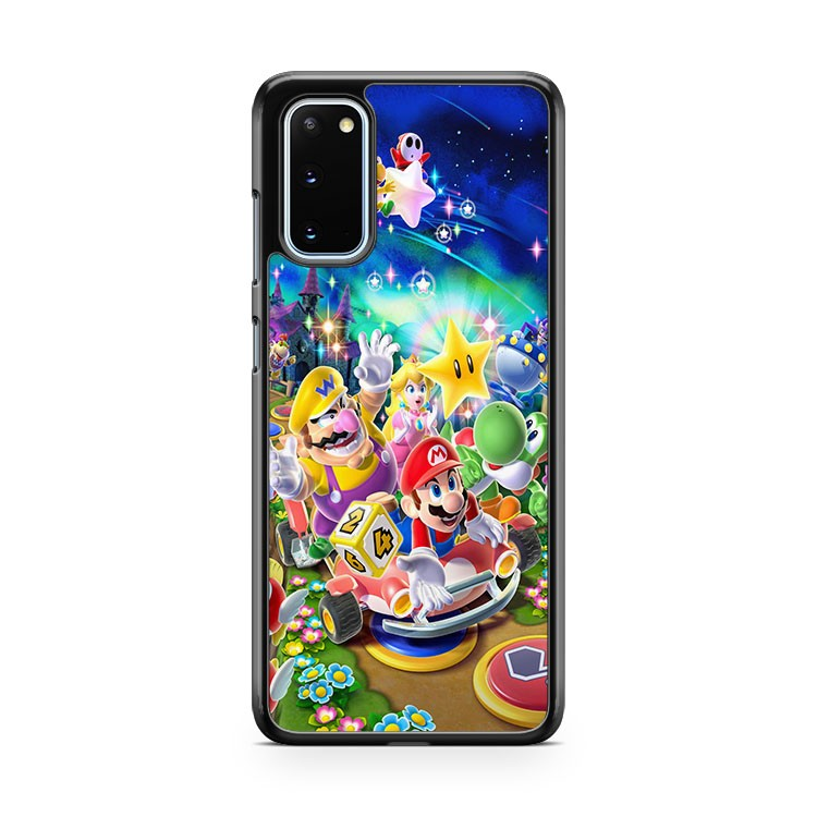 Mario And Friends Luigi Cool Samsung Galaxy S20 Phone Case