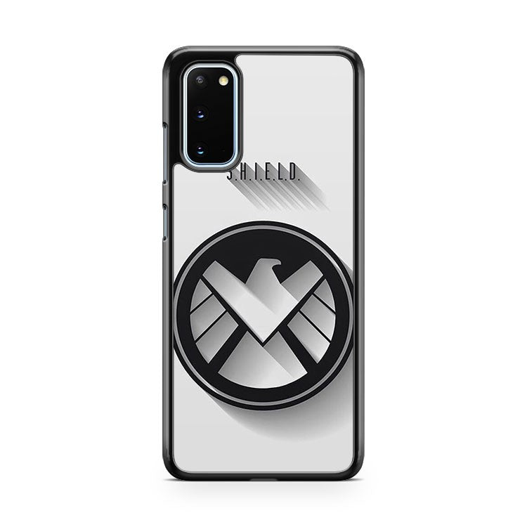 Marvel Comics Agents Of Shield Samsung Galaxy S20 Phone Case