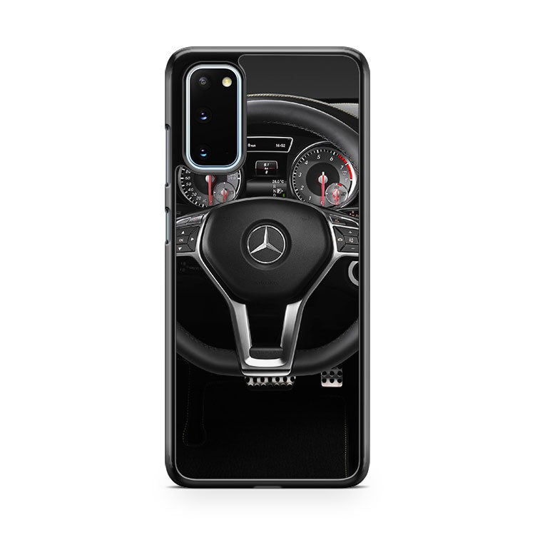 Mercedes Benz CLA Sedan Samsung Galaxy S20 Phone Case