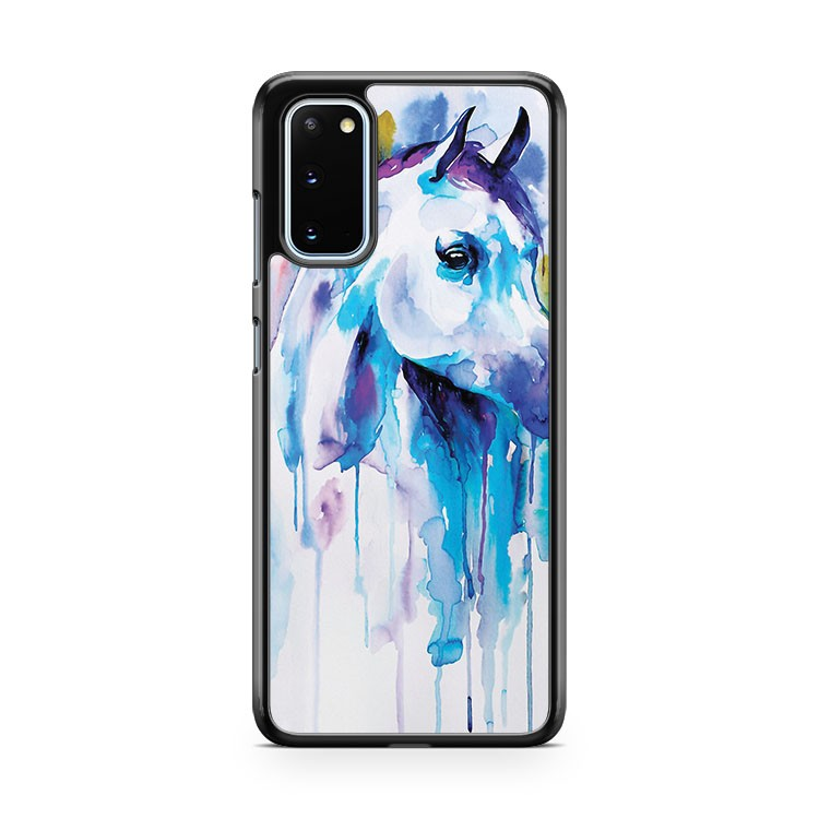 Arabian Horse Art Samsung Galaxy S20 Case Cover