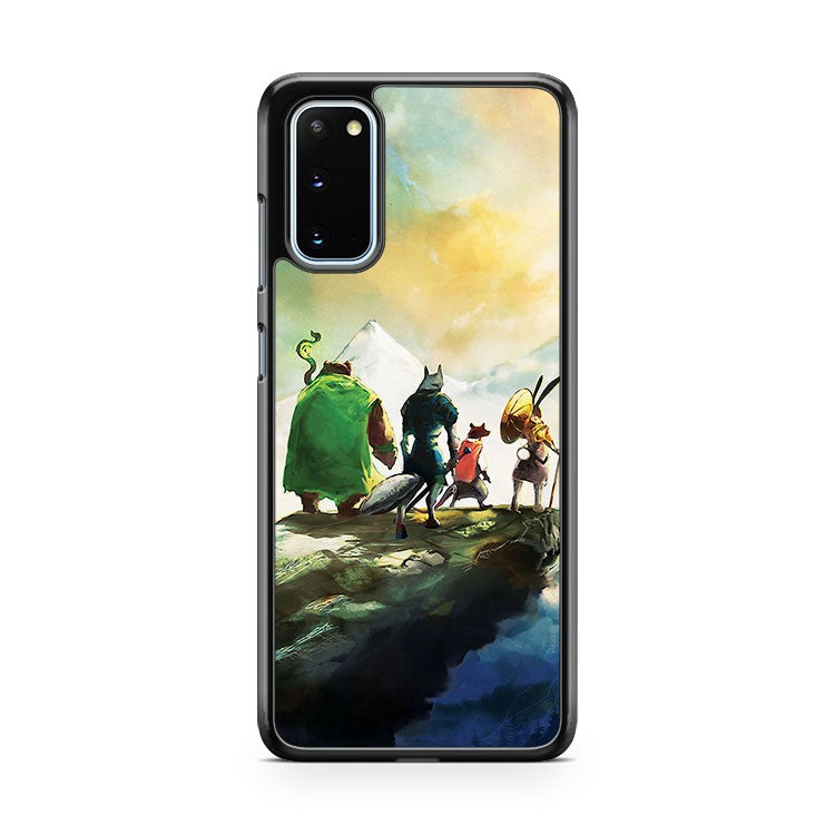 Armello Adventure Samsung Galaxy S20 Phone Case