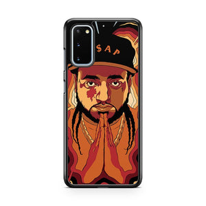 Asap Ferg Samsung Galaxy S20 Phone Case