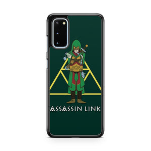 Assassin Link Samsung Galaxy S20 Phone Case