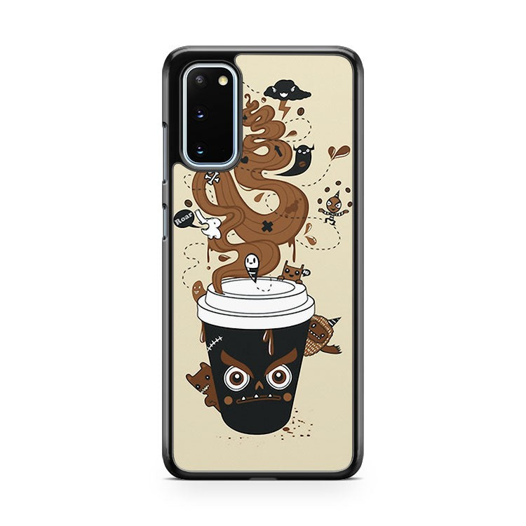 Awaken Coffee Samsung Galaxy S20 Phone Case