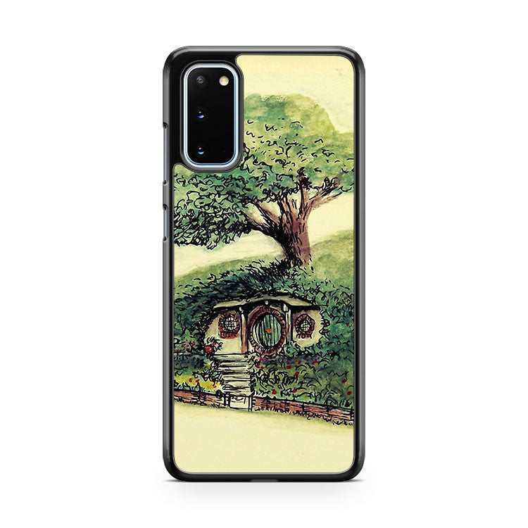Bag End A Hobbit's Home Underthehill Samsung Galaxy S20 Phone Case