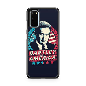 Bartlet For America Samsung Galaxy S20 Phone Case