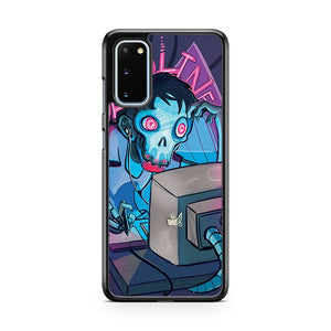 Deadline Samsung Galaxy S20 Phone Case