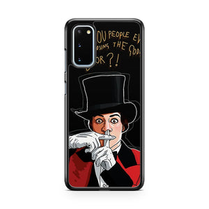 Door Design Samsung Galaxy S20 Phone Case