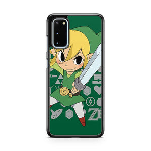 Legend Of Zelda Link Samsung Galaxy S20 Phone Case