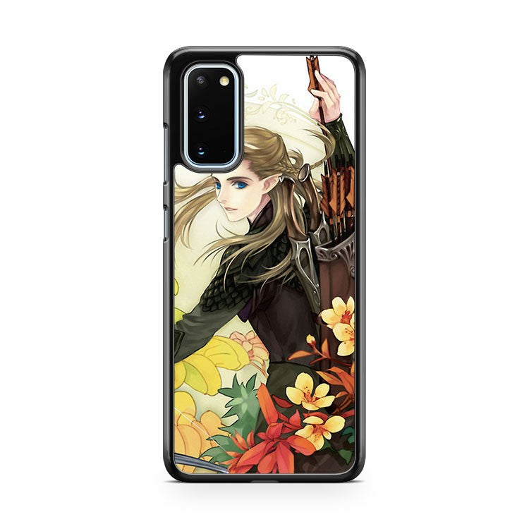 Legolas The Lord Of The Rings Samsung Galaxy S20 Phone Case