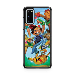 Lets Catch Pokemon Samsung Galaxy S20 Phone Case