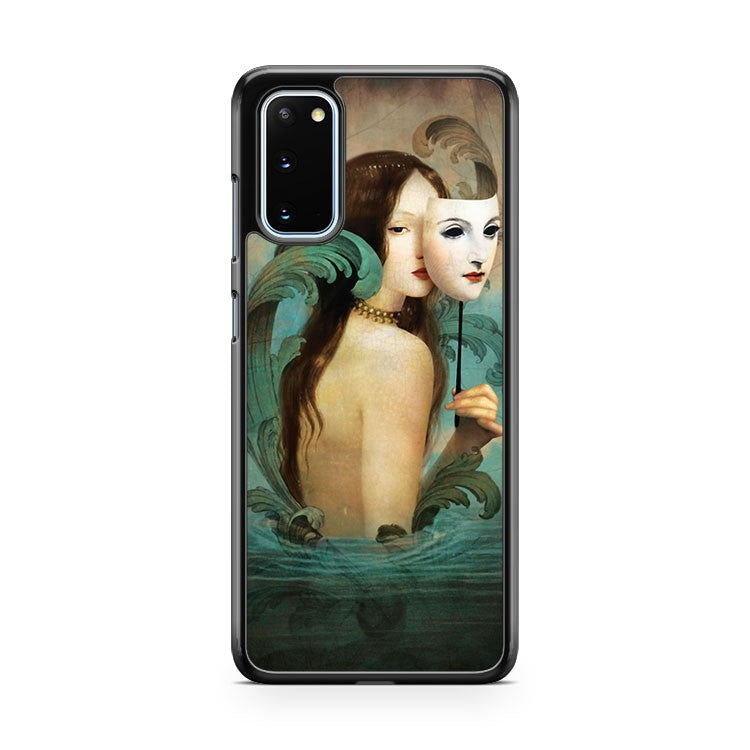 Linger In The Shadows Samsung Galaxy S20 Phone Case