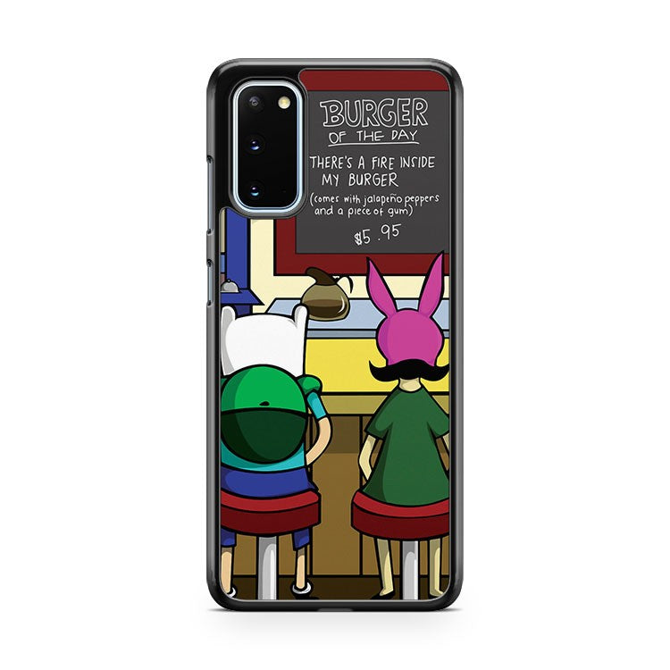 Louise And Finn Samsung Galaxy S20 Phone Case