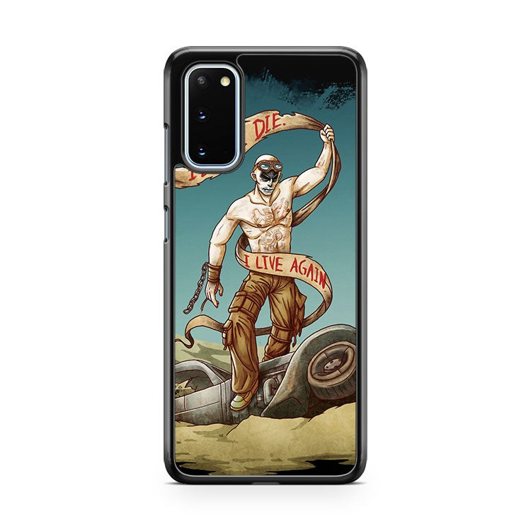 Mad Max Witness Me Samsung Galaxy S20 Phone Case