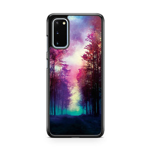 Magical Forest Samsung Galaxy S20 Phone Case