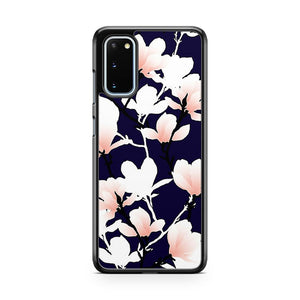 Magnolia Midnight Samsung Galaxy S20 Phone Case
