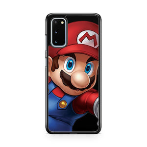Mario Bros Samsung Galaxy S20 Phone Case