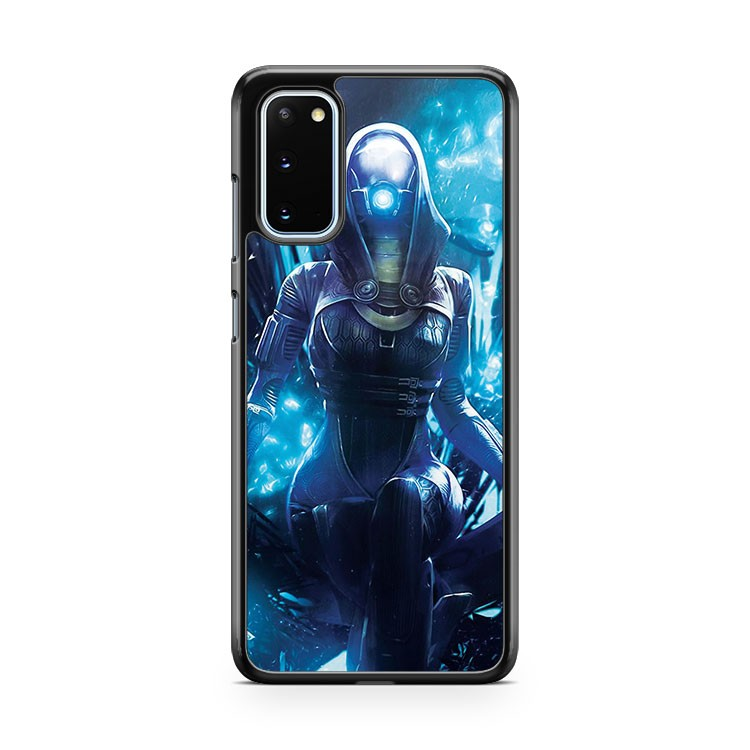 Mass Effect Tali Zorah Vas Normandy Samsung Galaxy S20 Phone Case