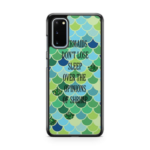 Mermaid's Don't Lose Sleep Samsung Galaxy S20 Phone Case