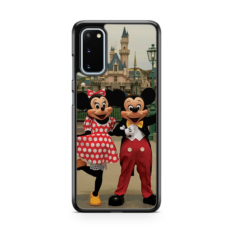 Mickey And Minnie Samsung Galaxy S20 Phone Case