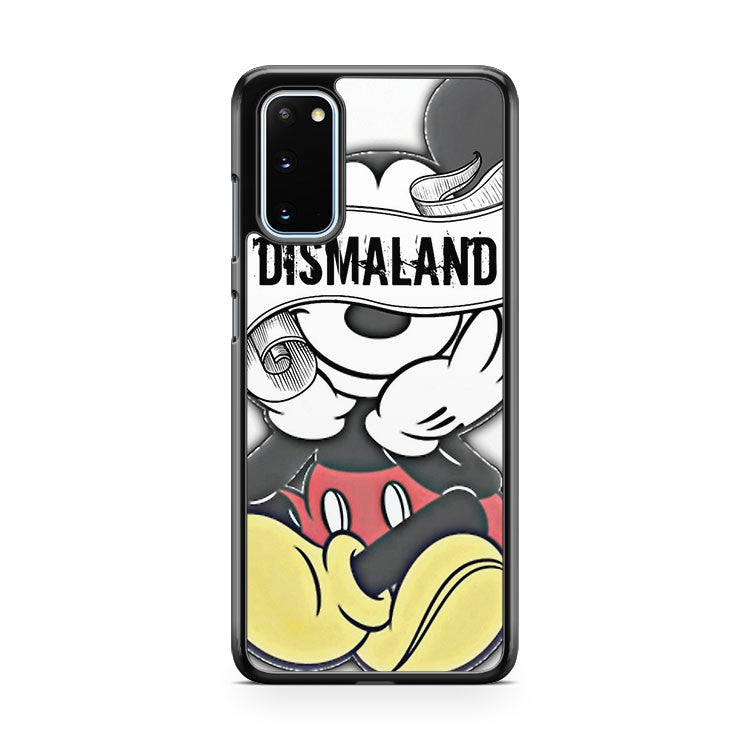 Mickey Mouse Dismaland Samsung Galaxy S20 Phone Case