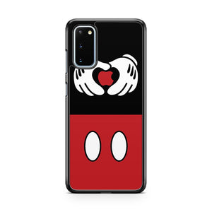 Mickey Mouse Disney Inspired Samsung Galaxy S20 Phone Case