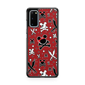 Mickey Of The Caribbean Samsung Galaxy S20 Phone Case
