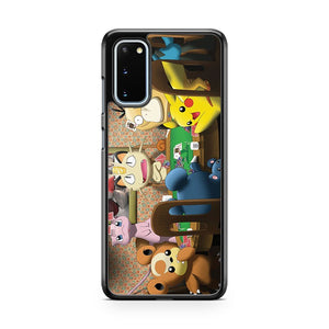 Pokemon Playing Card Samsung Galaxy S20 Phone Case