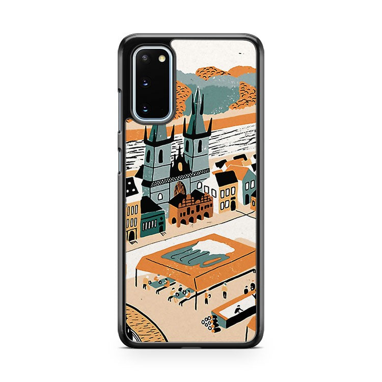 Prague Samsung Galaxy S20 Phone Case