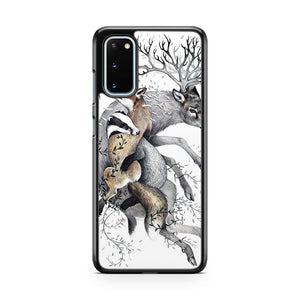 Protect Our Wildlife Samsung Galaxy S20 Phone Case