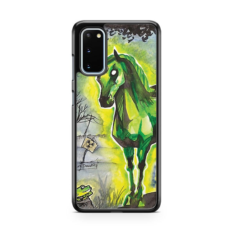 Radiant Unicorn Samsung Galaxy S20 Phone Case