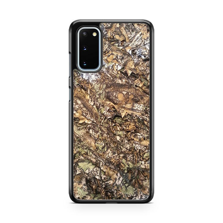 Real Tree Design For Hunting And Shooting Wet Samsung Galaxy S20 Phone Case