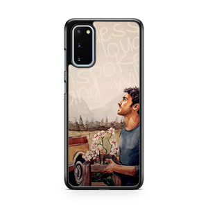 Restless And Loud Samsung Galaxy S20 Phone Case