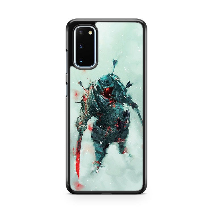 Samurai Spirit Ii Samsung Galaxy S20 Phone Case