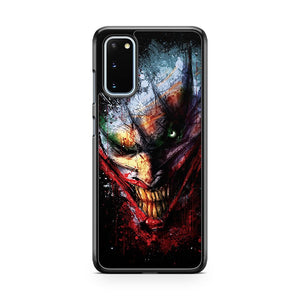 Scarry Joker Samsung Galaxy S20 Phone Case