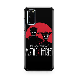 The Adventures Of Mista J And Harley Samsung Galaxy S20 Phone Case