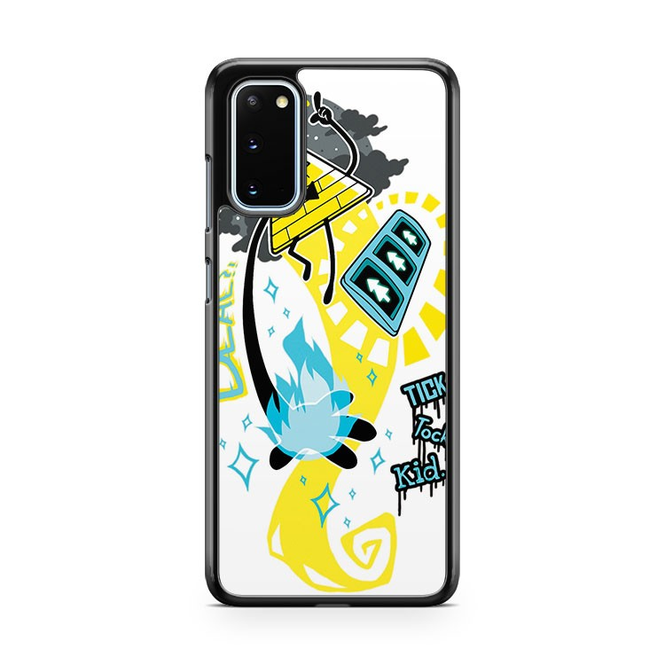 The Deal Gravity Falls Samsung Galaxy S20 Phone Case