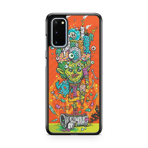 The Diviner Samsung Galaxy S20 Phone Case