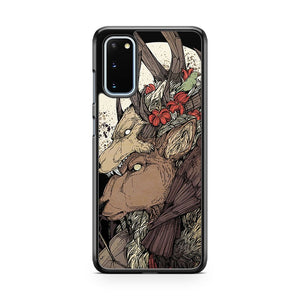 The Elk King Samsung Galaxy S20 Phone Case