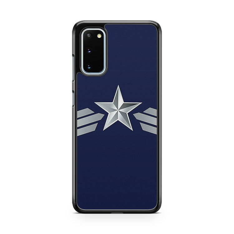The First Avenger Samsung Galaxy S20 Phone Case