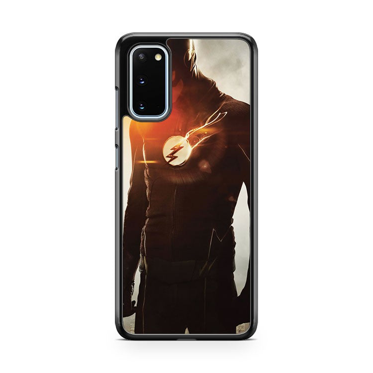 The Flash Season 2 Grant Gustin Barry Allen Samsung Galaxy S20 Phone Case