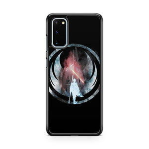 The Force Awakens Black Samsung Galaxy S20 Phone Case